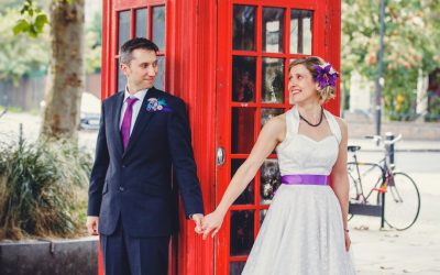 London pub wedding photography in Islington – Sarah and Niall