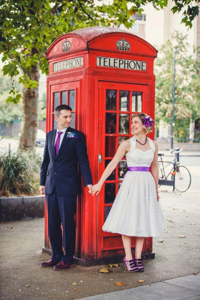 London pub wedding photography in Islington – Sarah and Niall