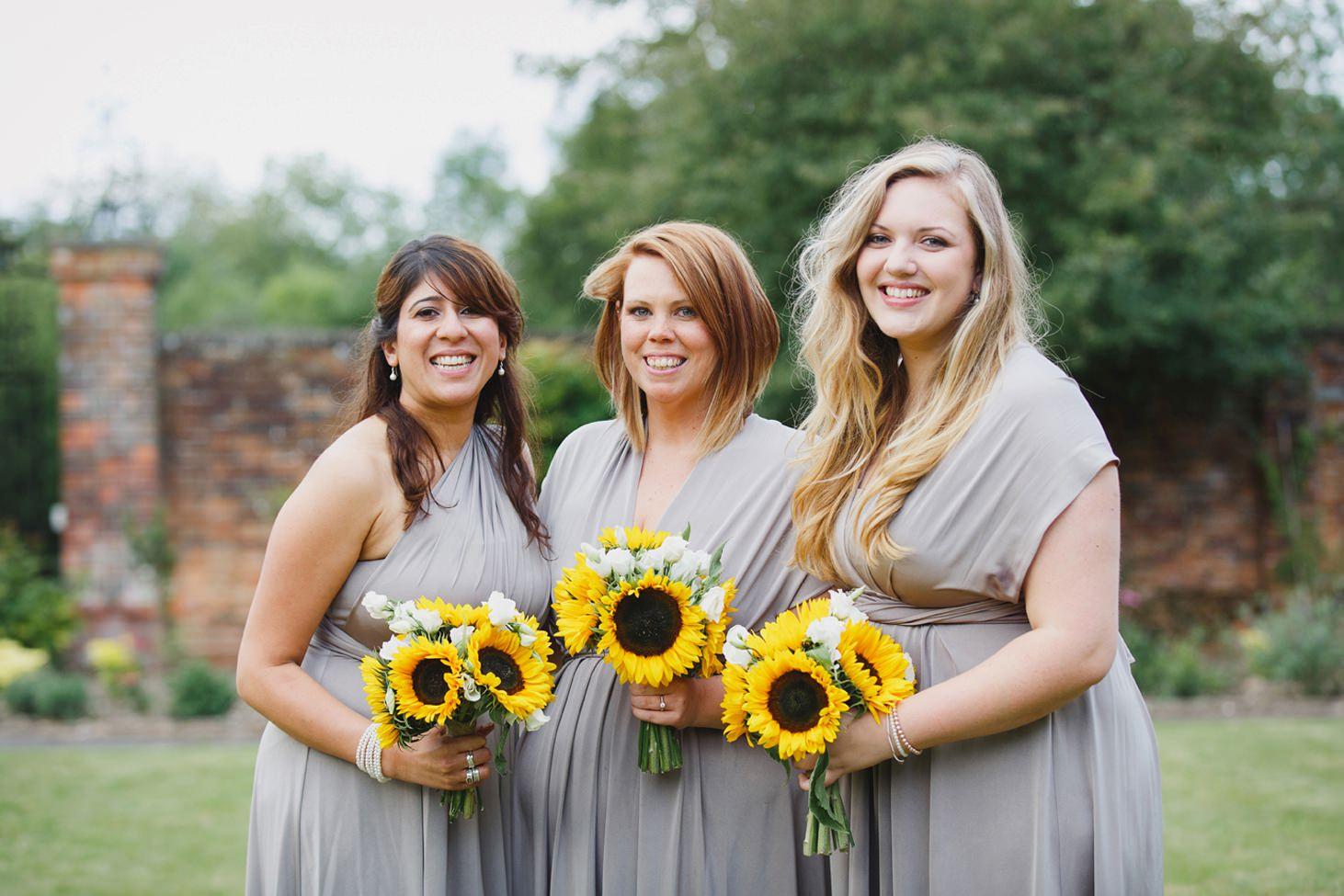 Wycombe Abbey wedding photography bridesmaids