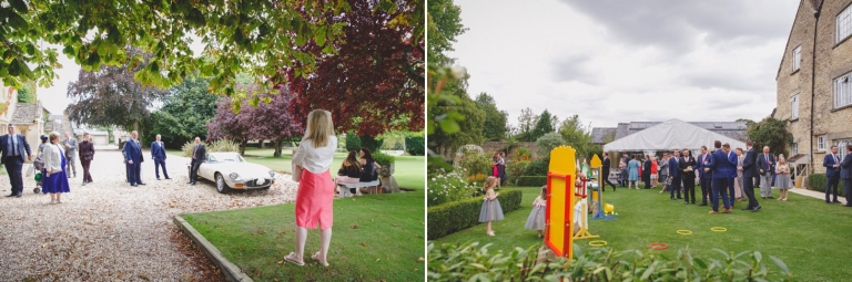 oxfordshire wedding photography guest games