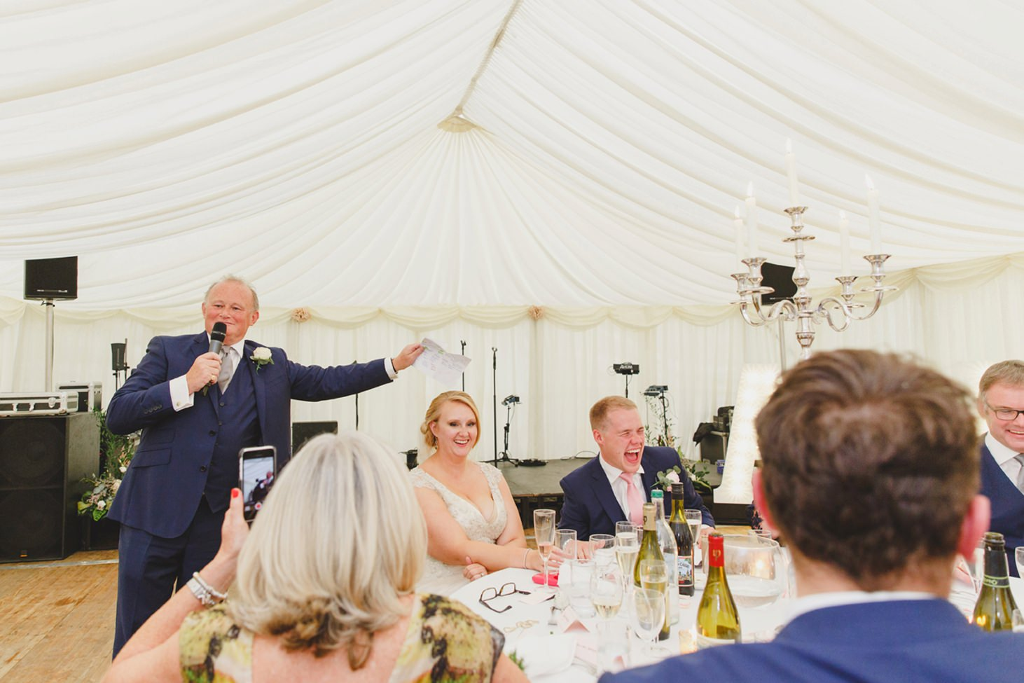 oxfordshire wedding photography speeches