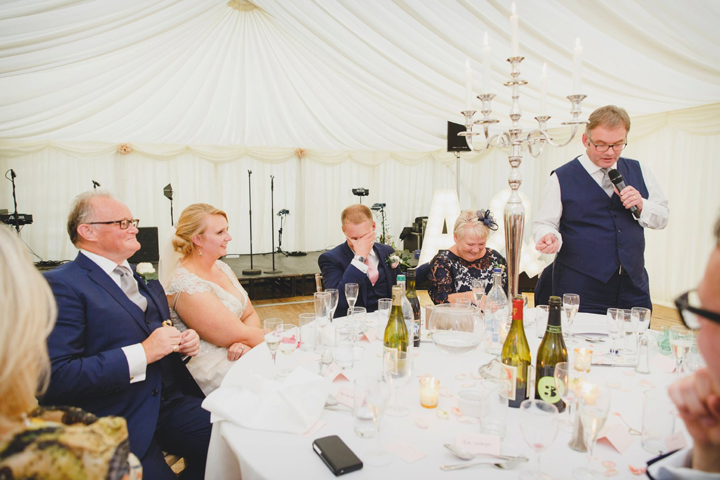 oxfordshire wedding photography best man speech