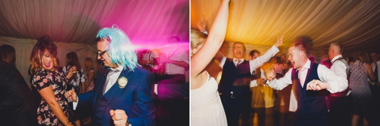 oxfordshire wedding photography fun dancing guests