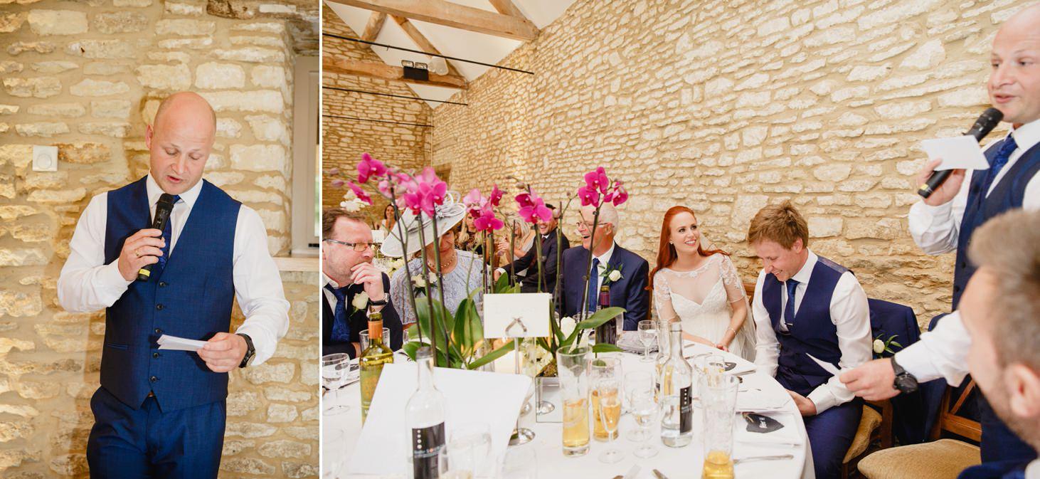 caswell house wedding photography speech