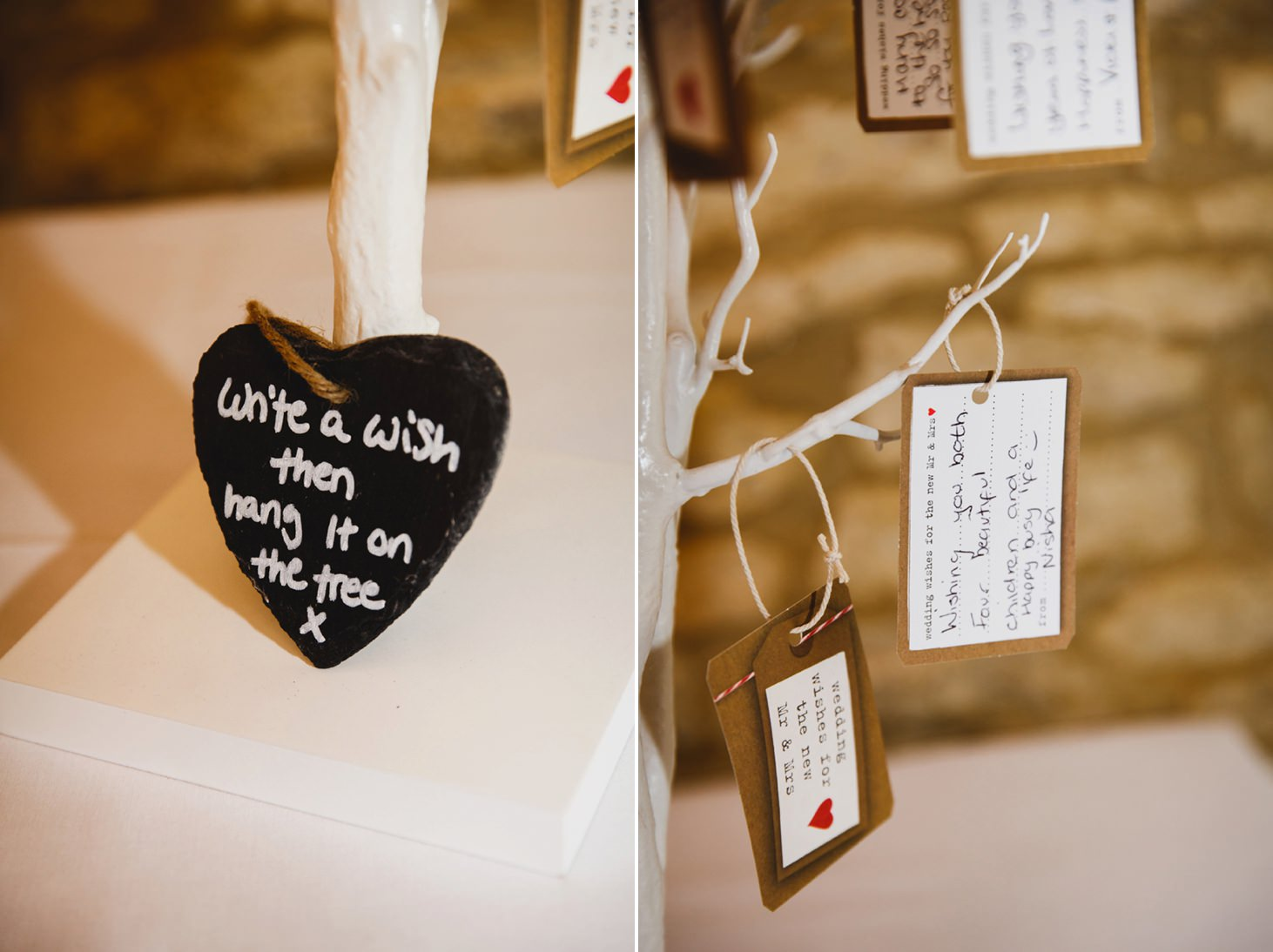 caswell house wedding photography wishing tree