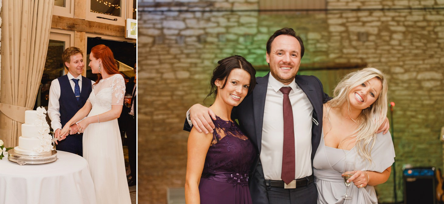 caswell house wedding photography reception guests