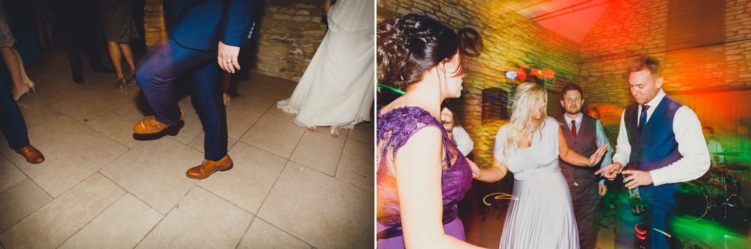 caswell house wedding photography dancing feet