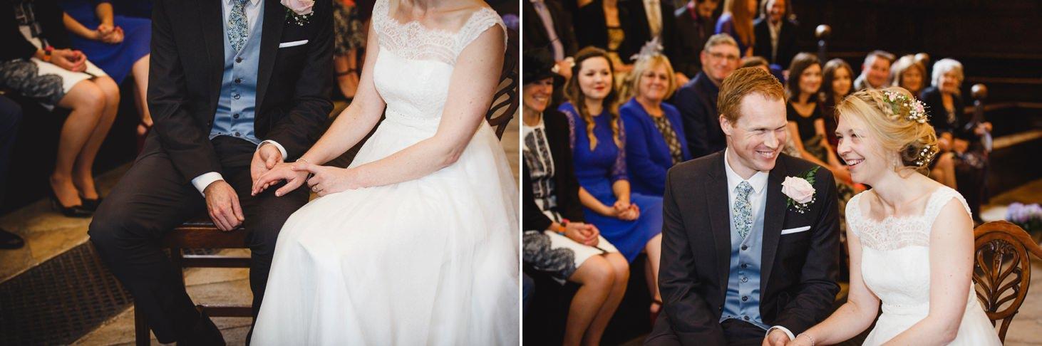 Bodleian library wedding wedding ceremony details