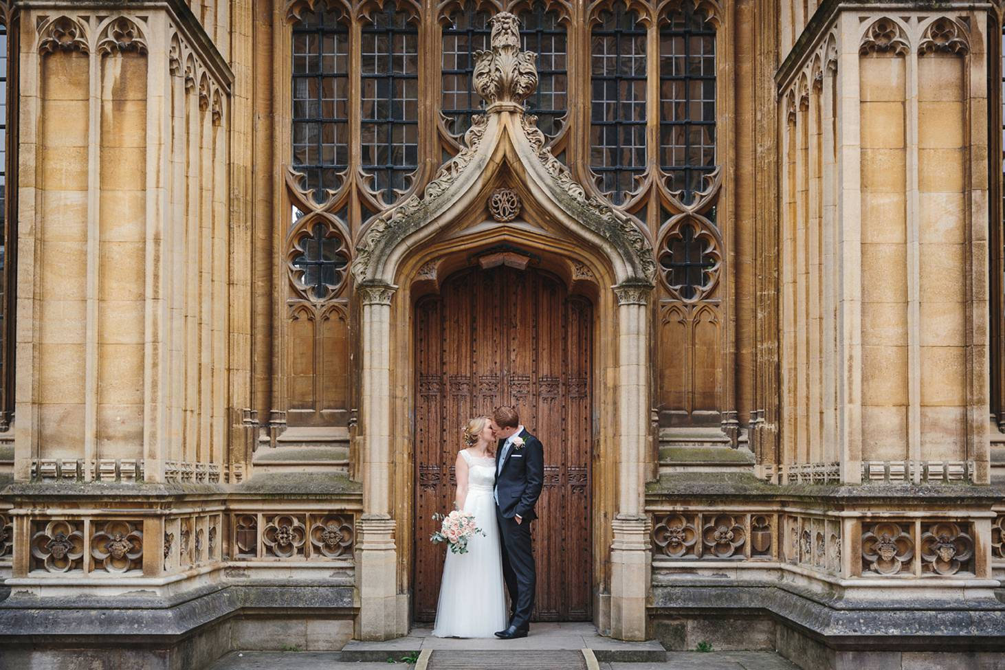 Bodleian library wedding library portraits