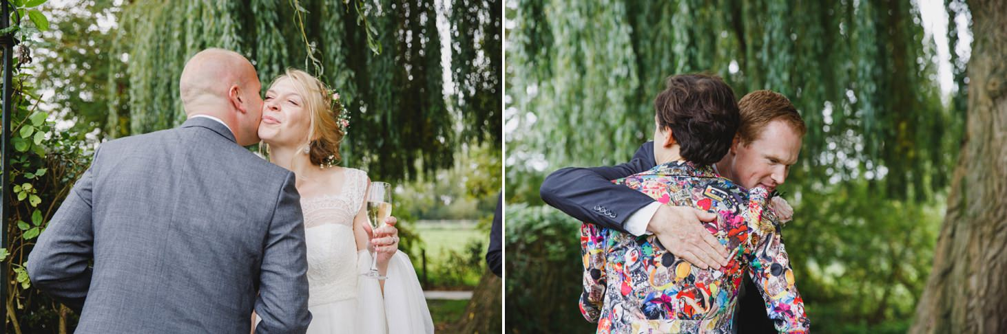 Bodleian library wedding greeting lineup