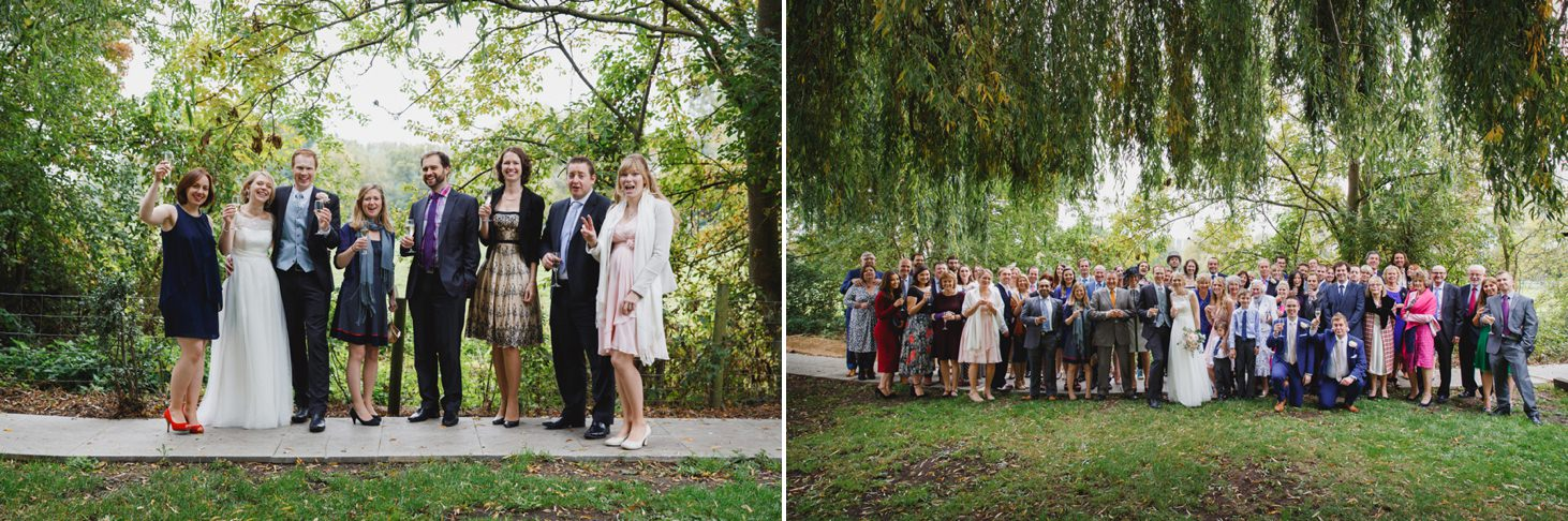 Bodleian library wedding wedding guests