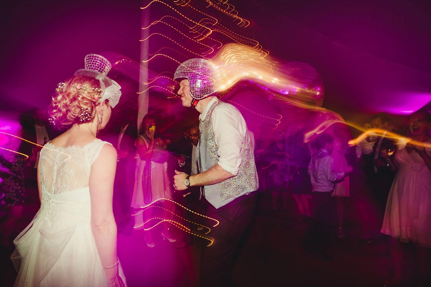 Bodleian library wedding bride and groom dancing