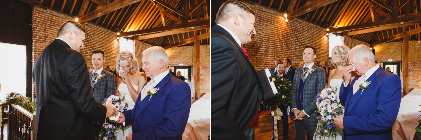 Cooling Castle barn wedding photography sarah ann wright 045