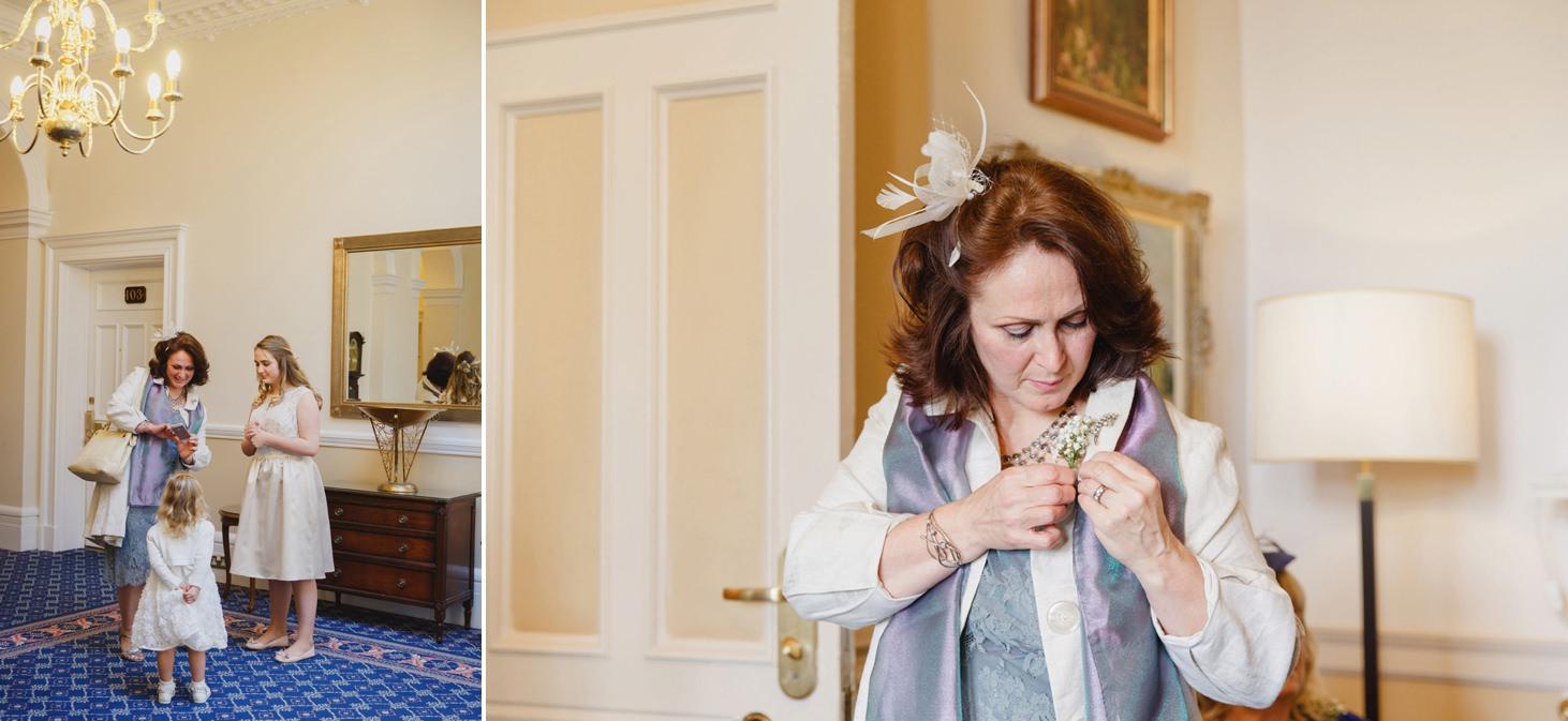 Down Hall hotel wedding photography