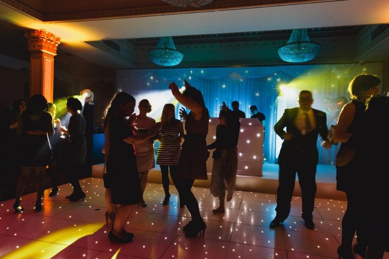 Down Hall hotel wedding photography wedding reception party