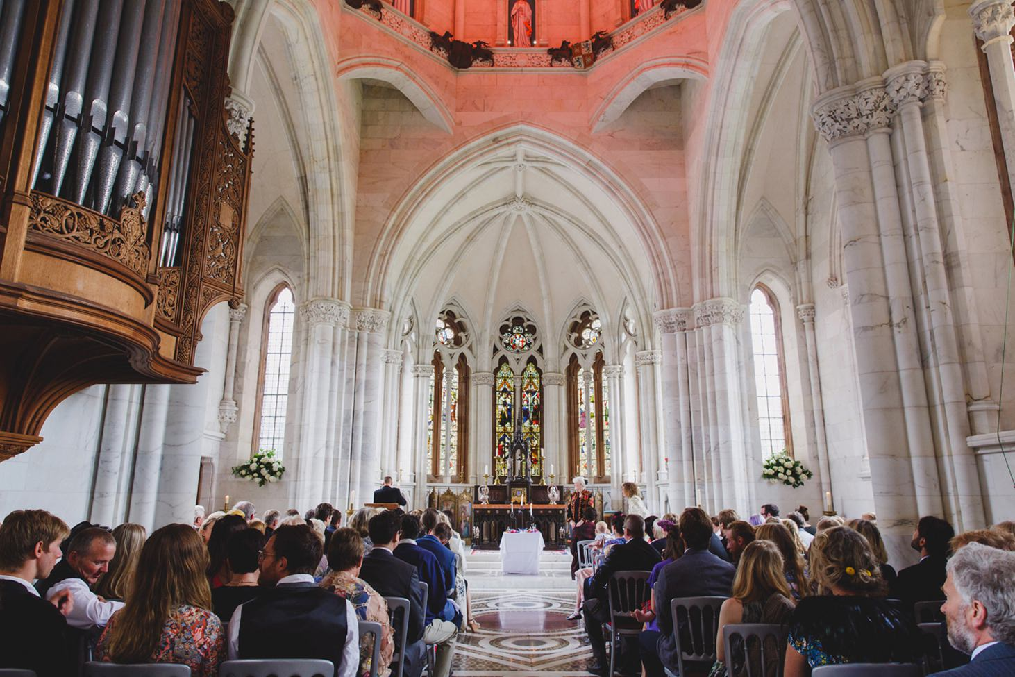 mount stuart wedding photography marble chapel at mount stuart