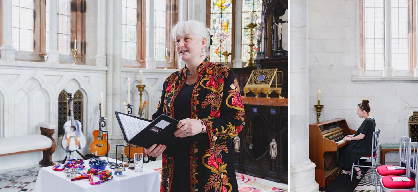 mount stuart wedding photography humanist celebrant