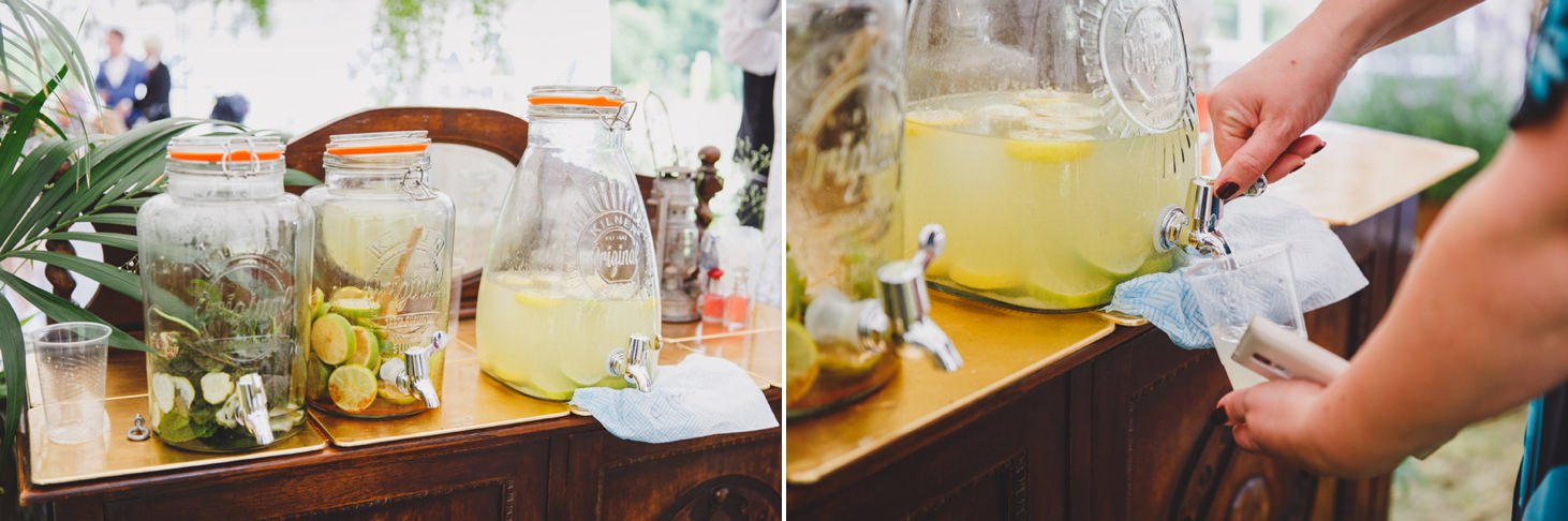 mount stuart wedding photography homemade lemonade