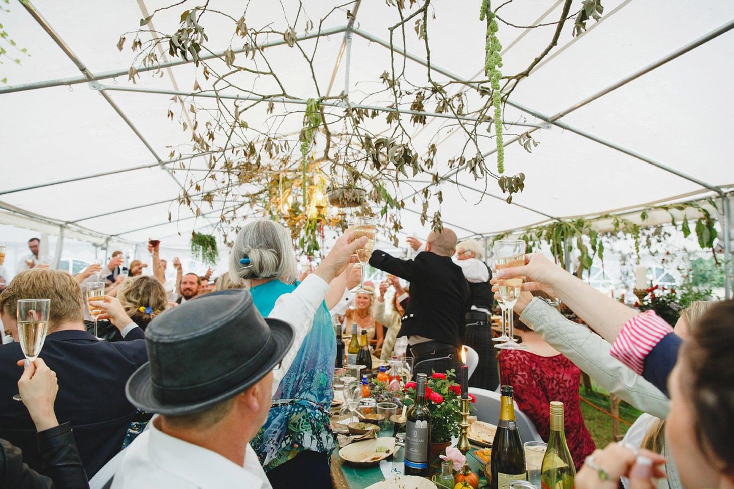 mount stuart wedding photography speeches toast