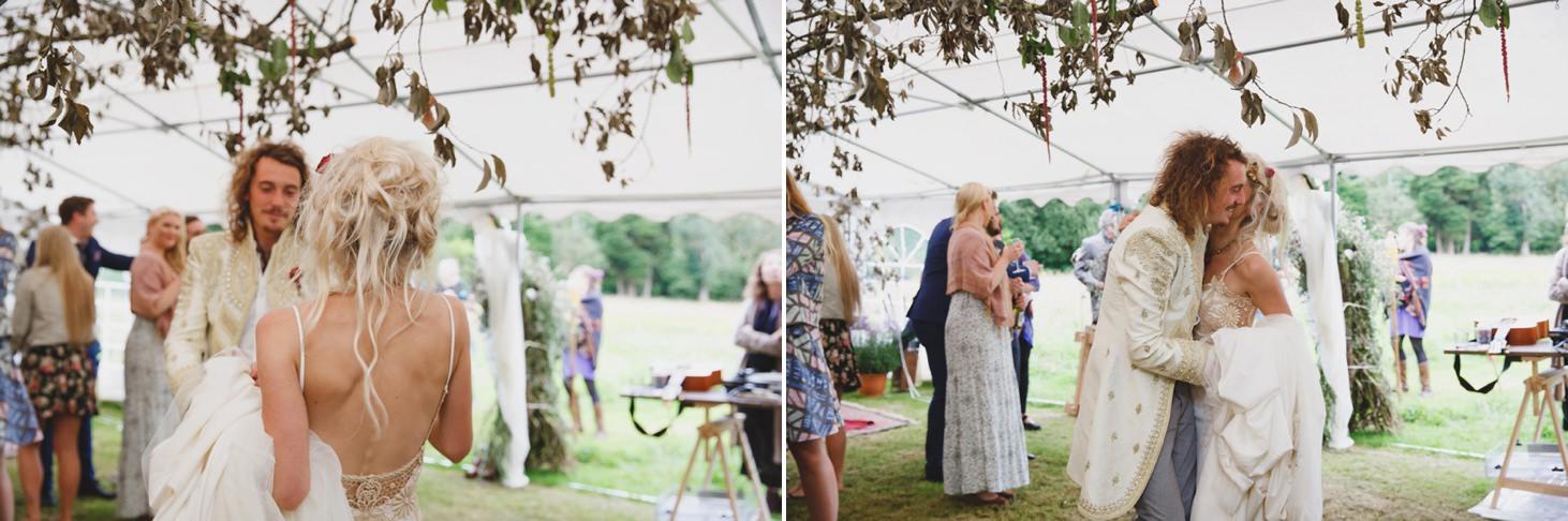 mount stuart wedding photography bride and groom dancing