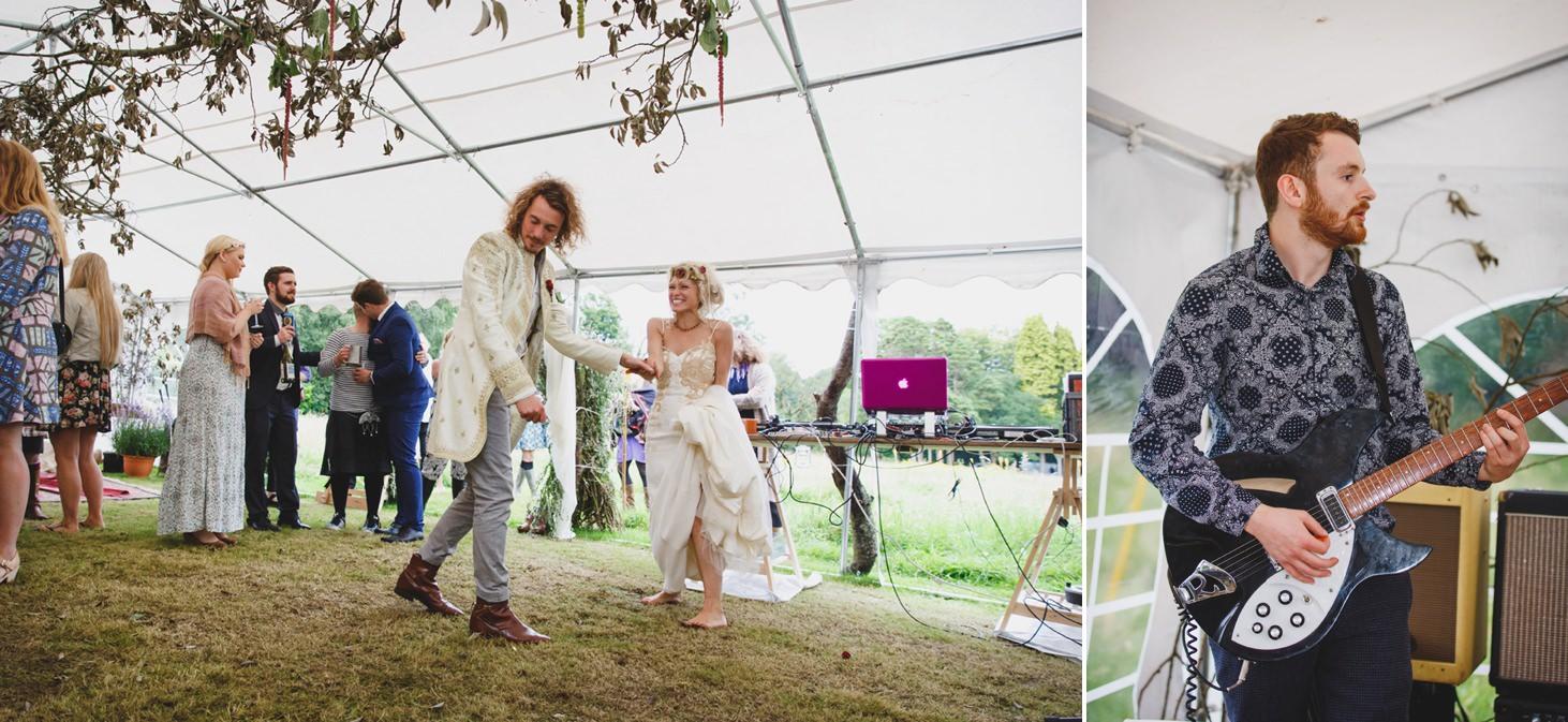 mount stuart wedding photography wedding dance