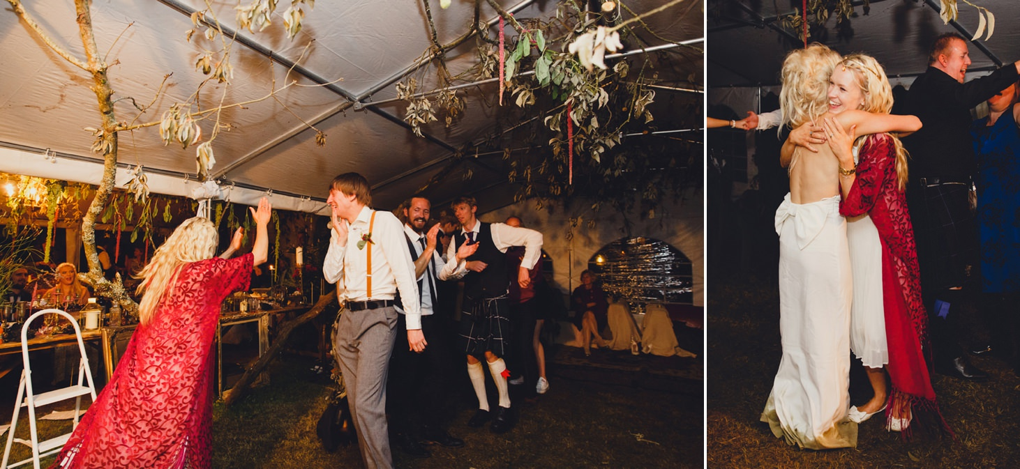 mount stuart wedding photography scottish dancing ceilidh
