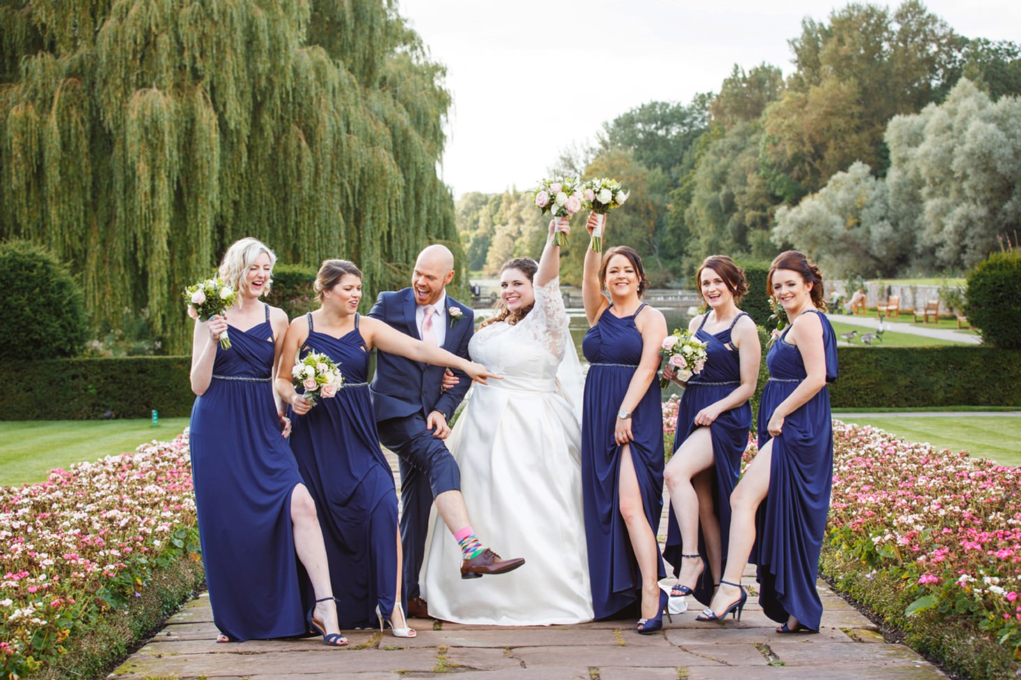Coombe Abbey wedding photography Sarah Ann Wright 048