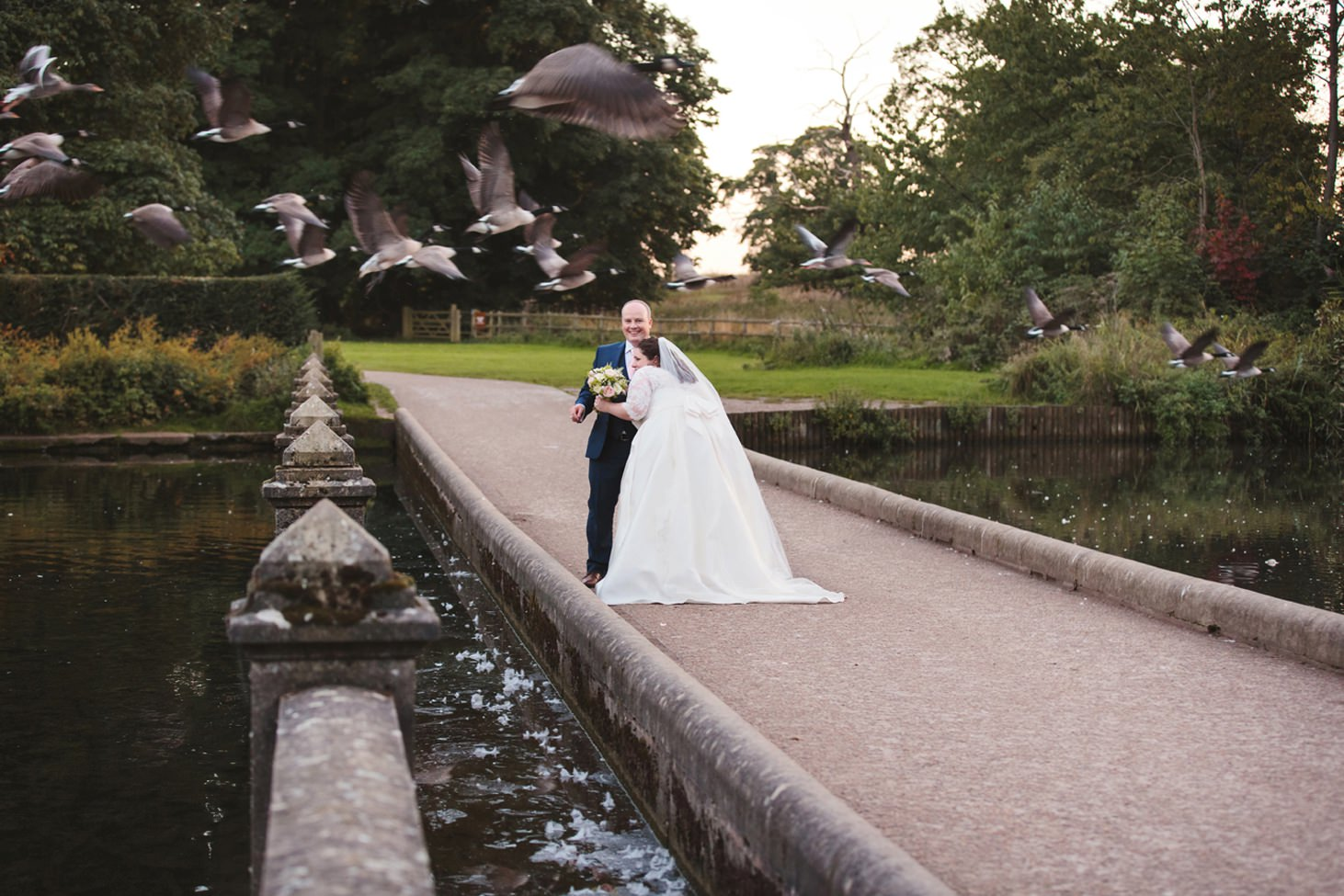 Coombe Abbey wedding photography Sarah Ann Wright 093