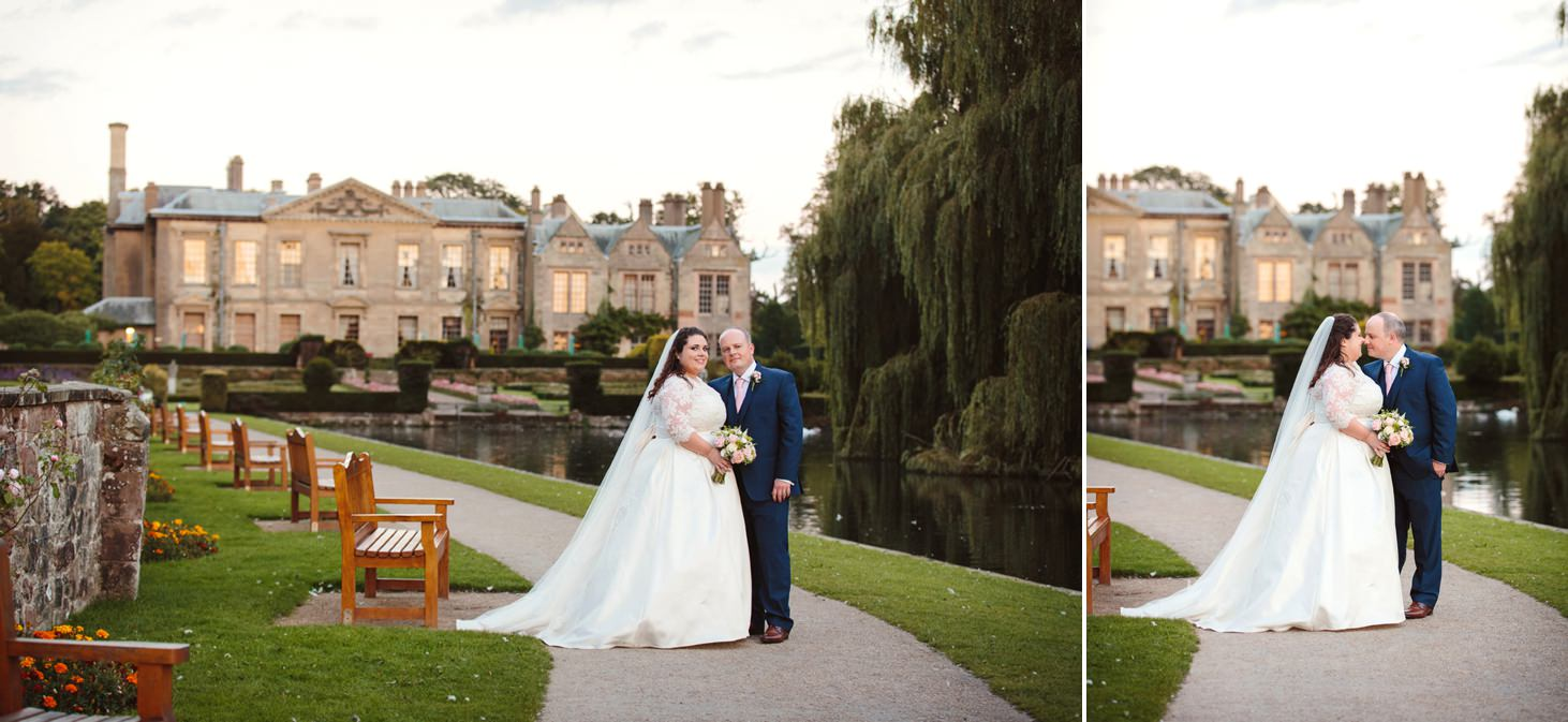 Coombe Abbey wedding photography Sarah Ann Wright 095