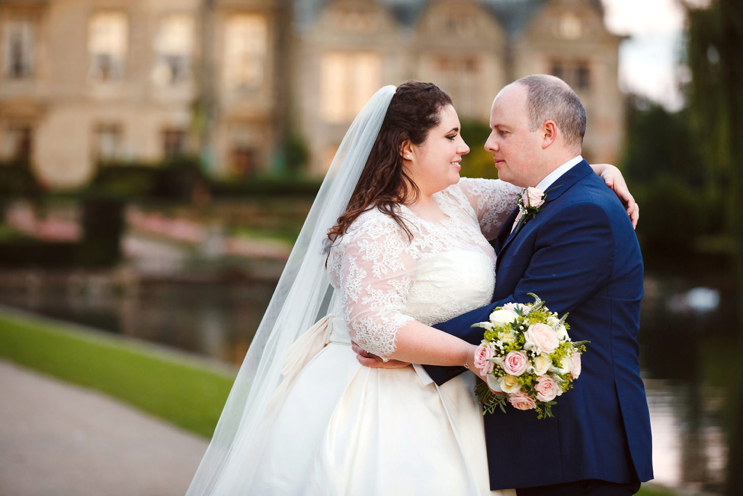 Coombe Abbey wedding photography Sarah Ann Wright 097