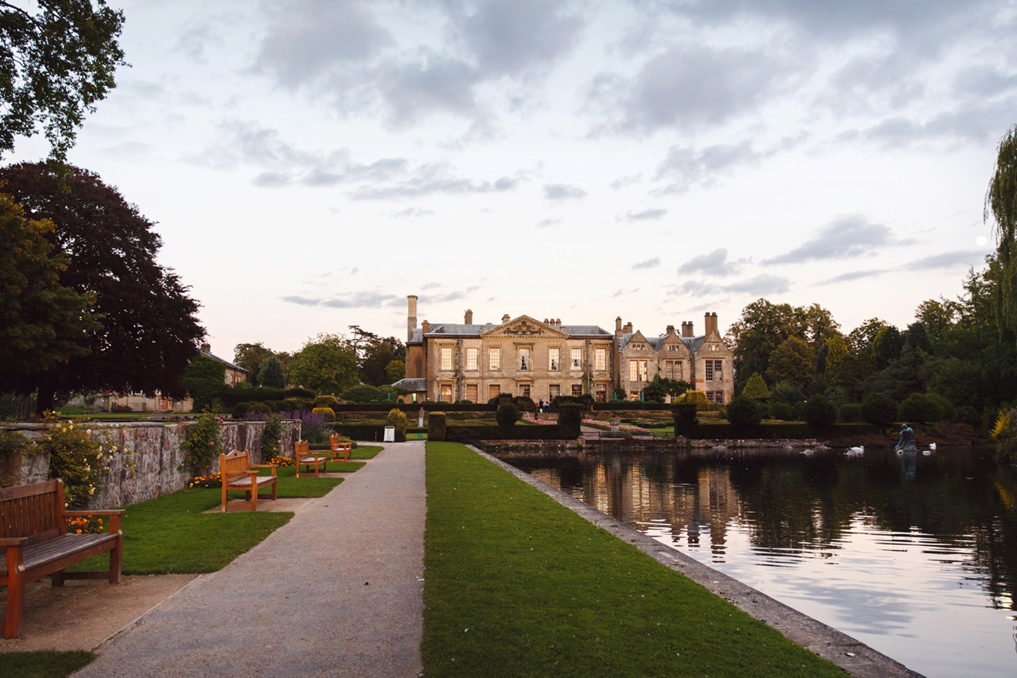 Coombe Abbey wedding photography Sarah Ann Wright 099