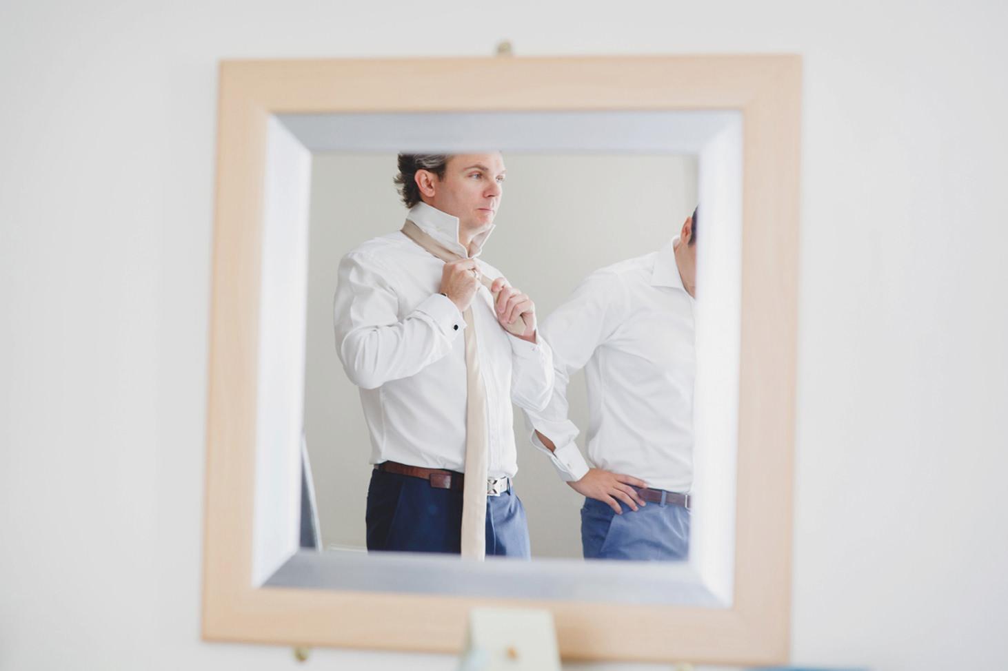 The Rectory Hotel wedding groomsmen and ties