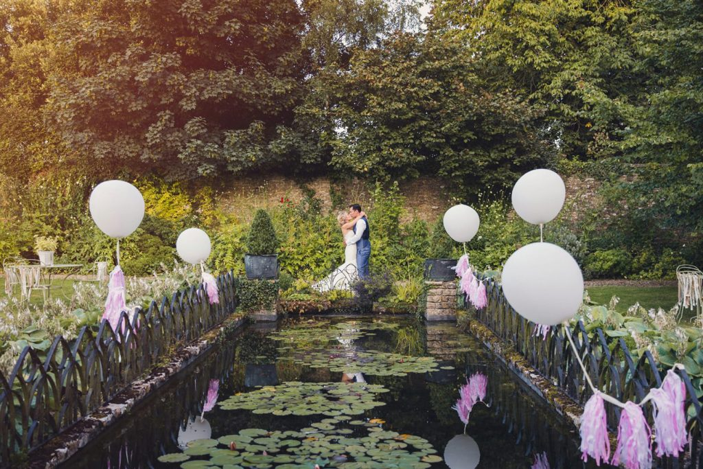 The Rectory Hotel wedding – Victoria & Anthony's Cotswolds crafty wedding