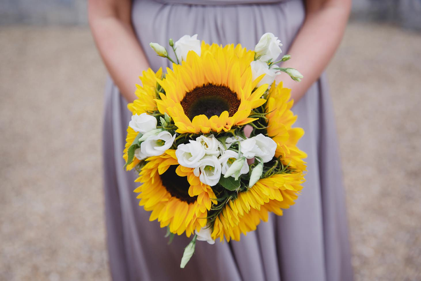 Wycombe Abbey wedding photography bridesmaid summer bouquet