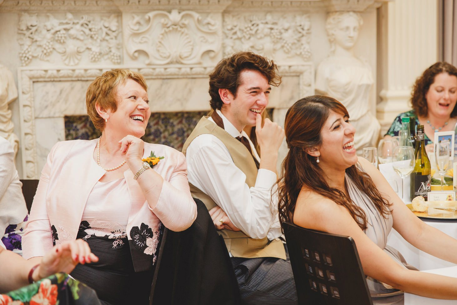 Wycombe Abbey wedding photography mother of the bride