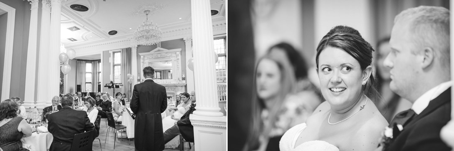 Wycombe Abbey wedding photography best man speech