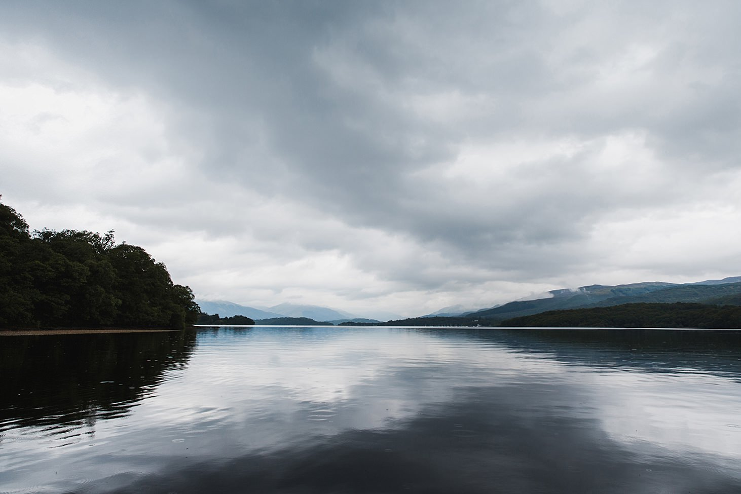 isle of bute travel photography loch near helensburgh