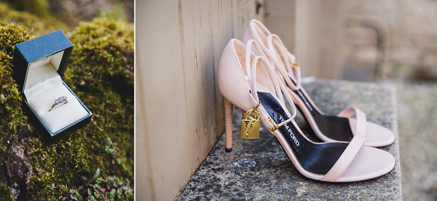 cotswolds wedding brides accessories