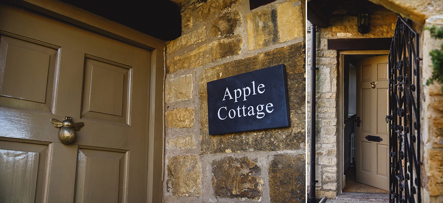 cotswolds wedding apple cottage