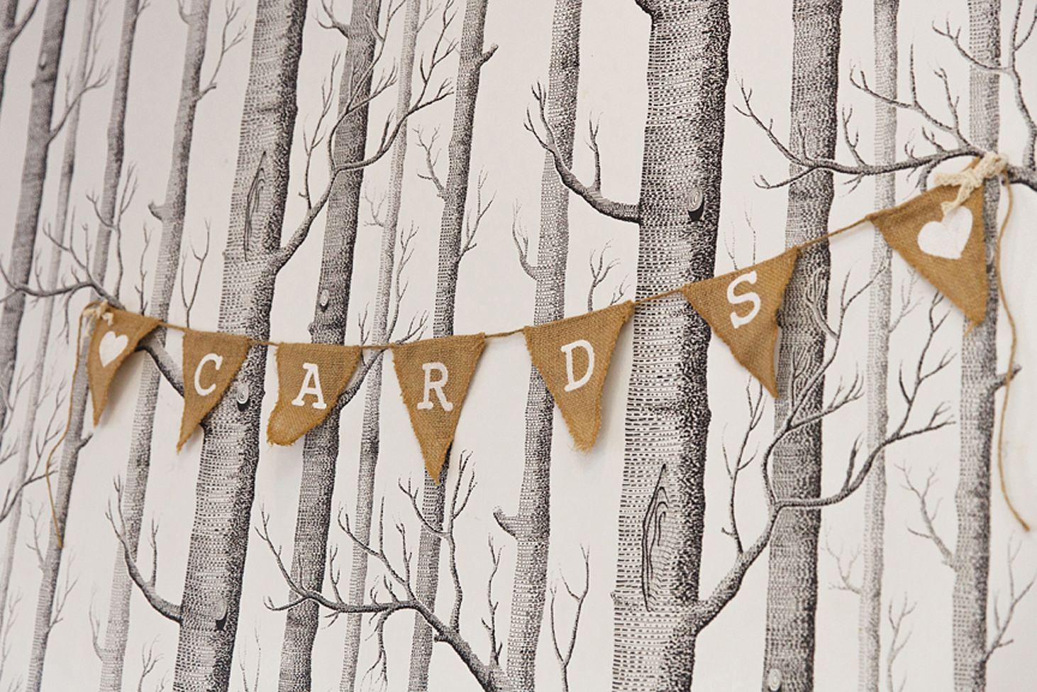 cotswolds wedding vintage bunting
