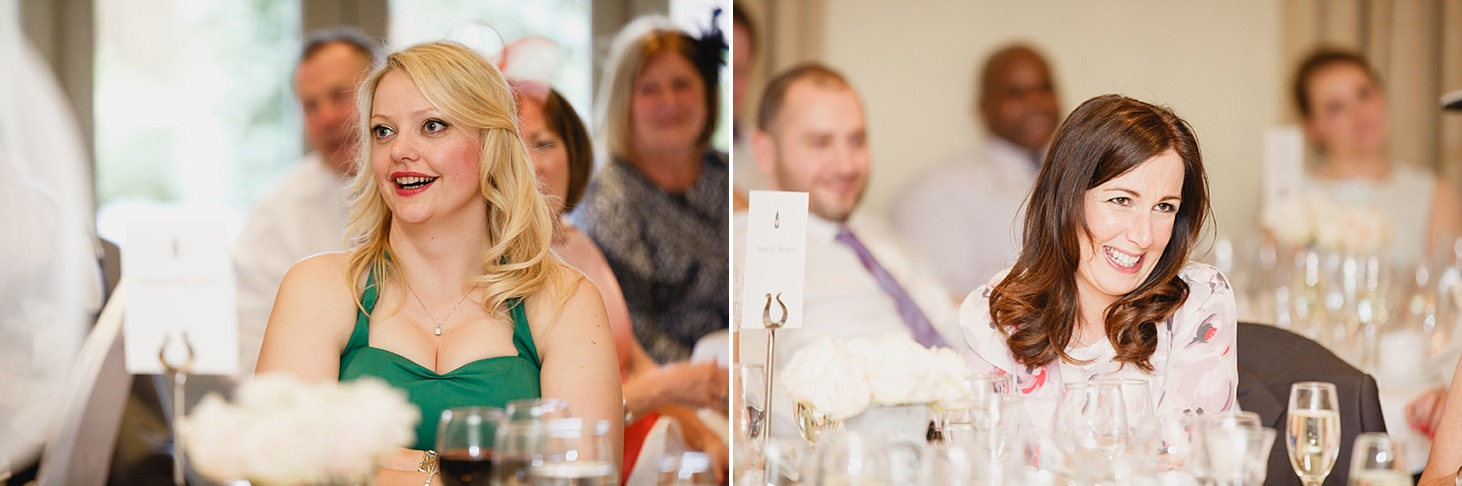 cotswolds wedding guest reactions