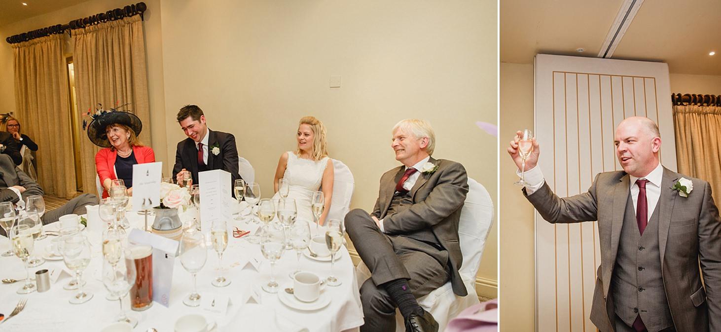 cotswolds wedding best man speech