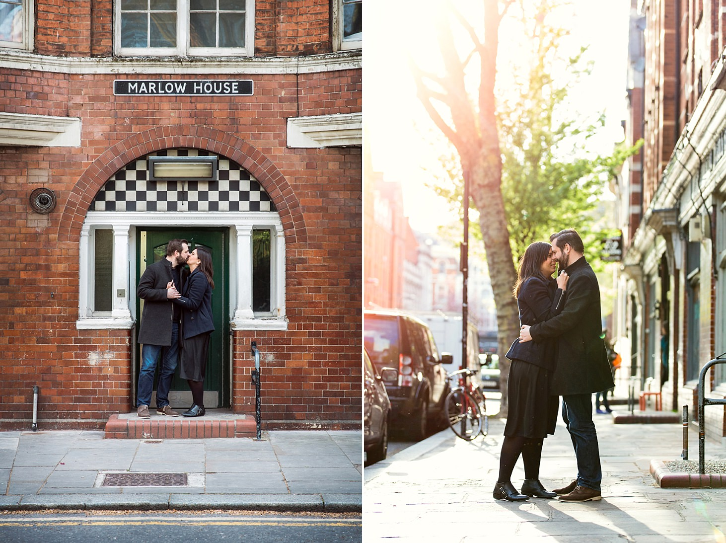 shoreditch engagement shoot arnold circus