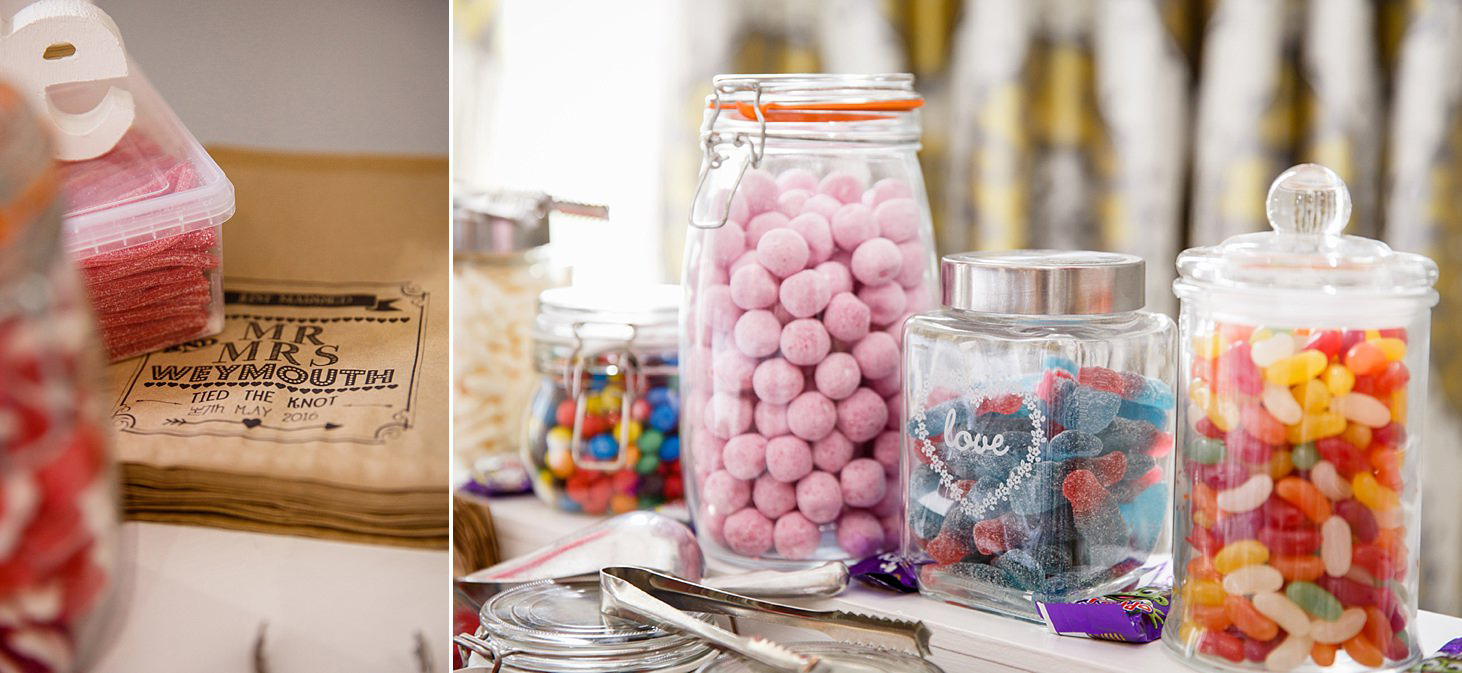 richmond hill wedding photography sweetie jars