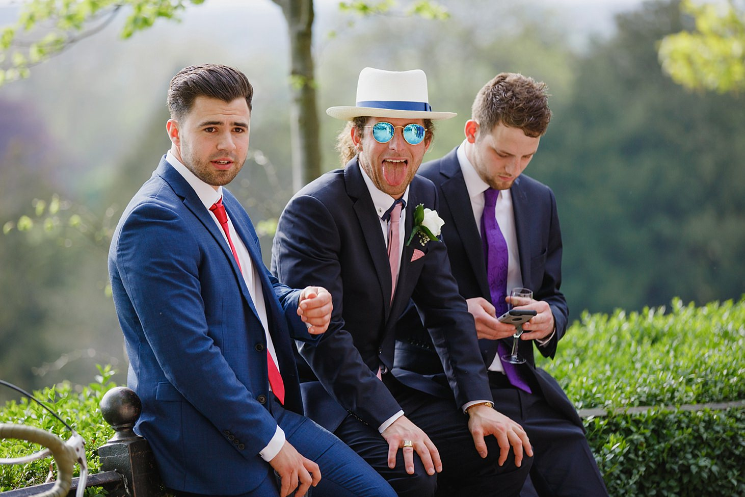 richmond hill wedding photography guest portrait