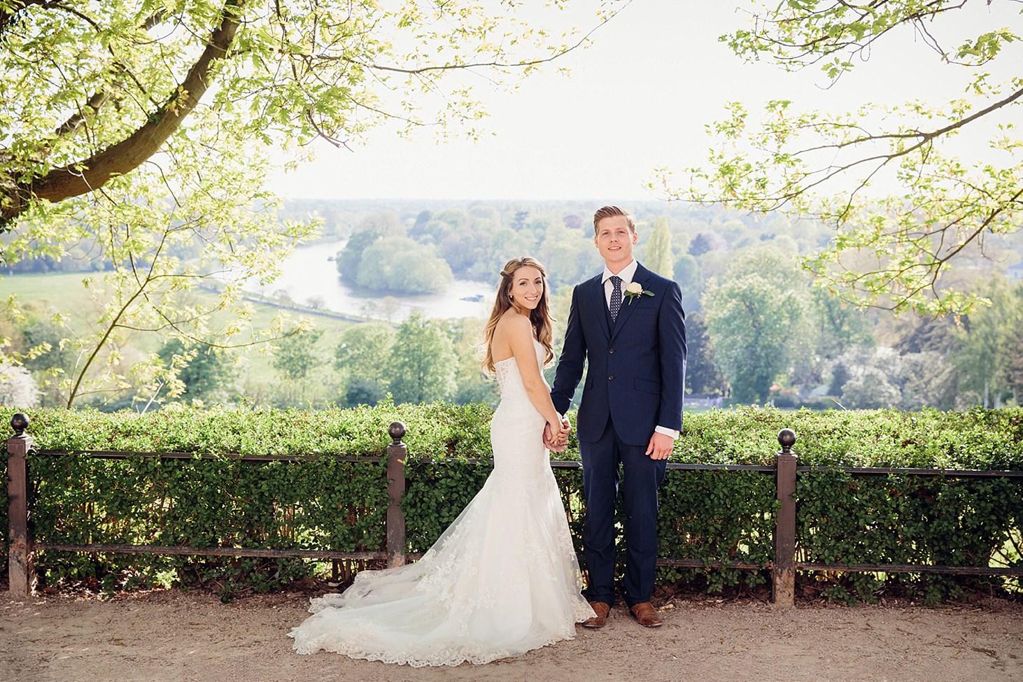 richmond hill wedding photography bridal portrait