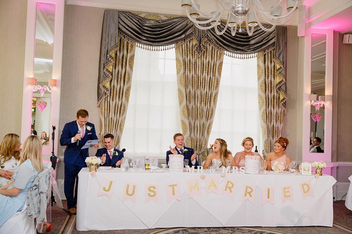 richmond hill wedding photography best man speech