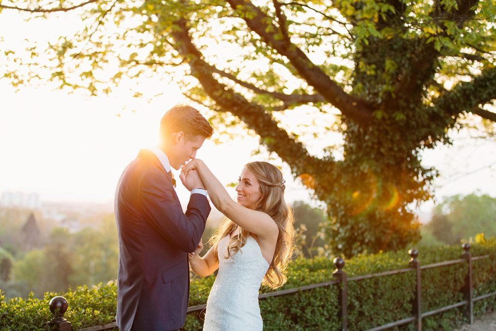 Richmond Hill wedding photography – Laura and George at Richmond terrace
