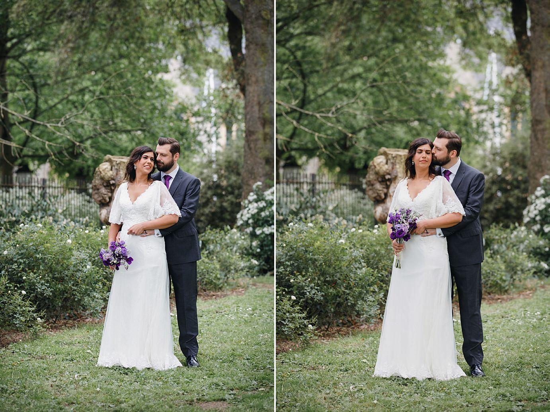 Londesborough pub wedding photography bride and groom portraits
