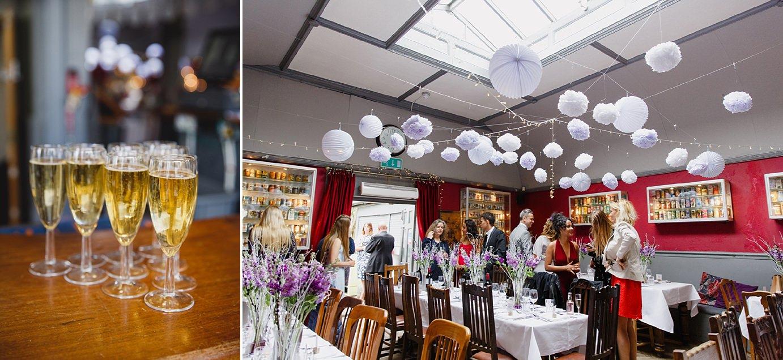 Londesborough pub wedding photography pub interior
